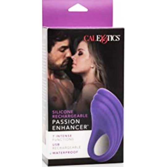 Anillo Vibrador Passion Enhancer Recargable.