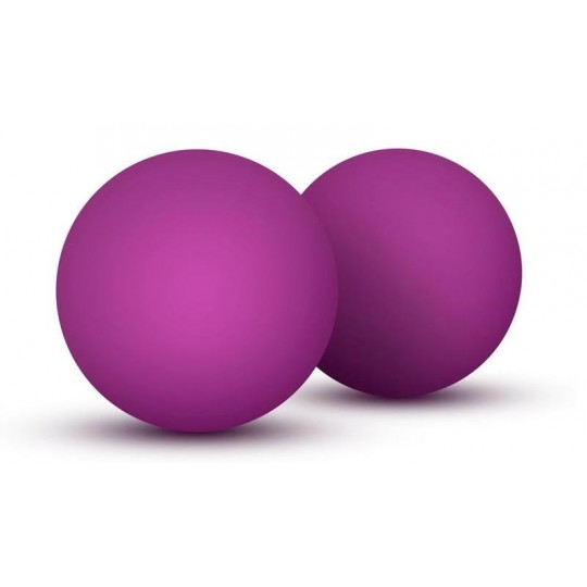 "Bolas Vaginales - ""Double O Beginner Kegel"" Rosadas"