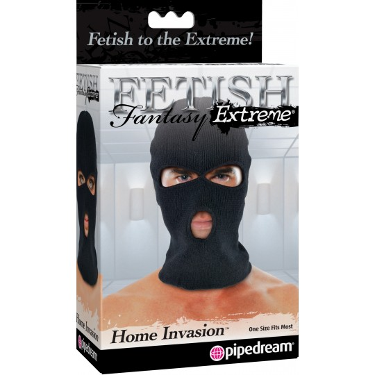 Mascara Negra- Fetish Fantasy Extreme Home Invasion.