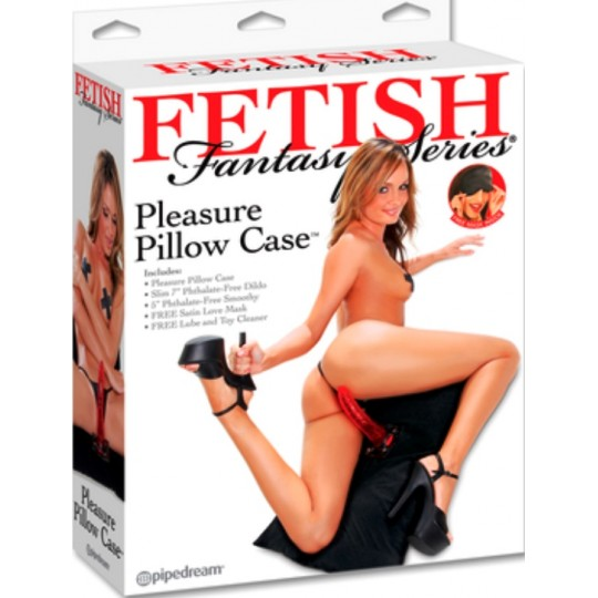 Set Fetish Fantasy Almohada del Placer.