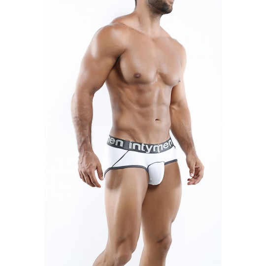 Brief Diamante Blanco-S.