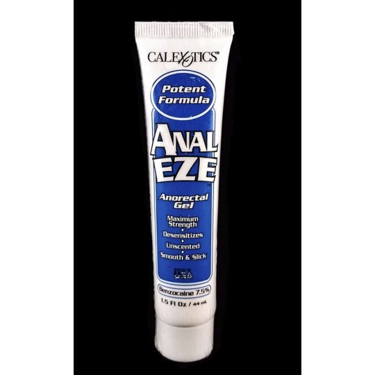 Tubo Lubricante Anal Eze.