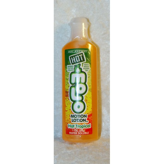 Aceite Hot Motion Lotion Tropical.