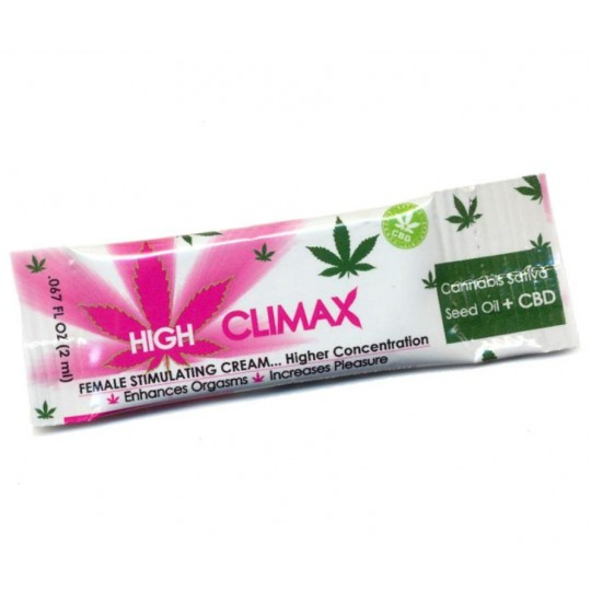 Gel Multiorgásmico High Climax.