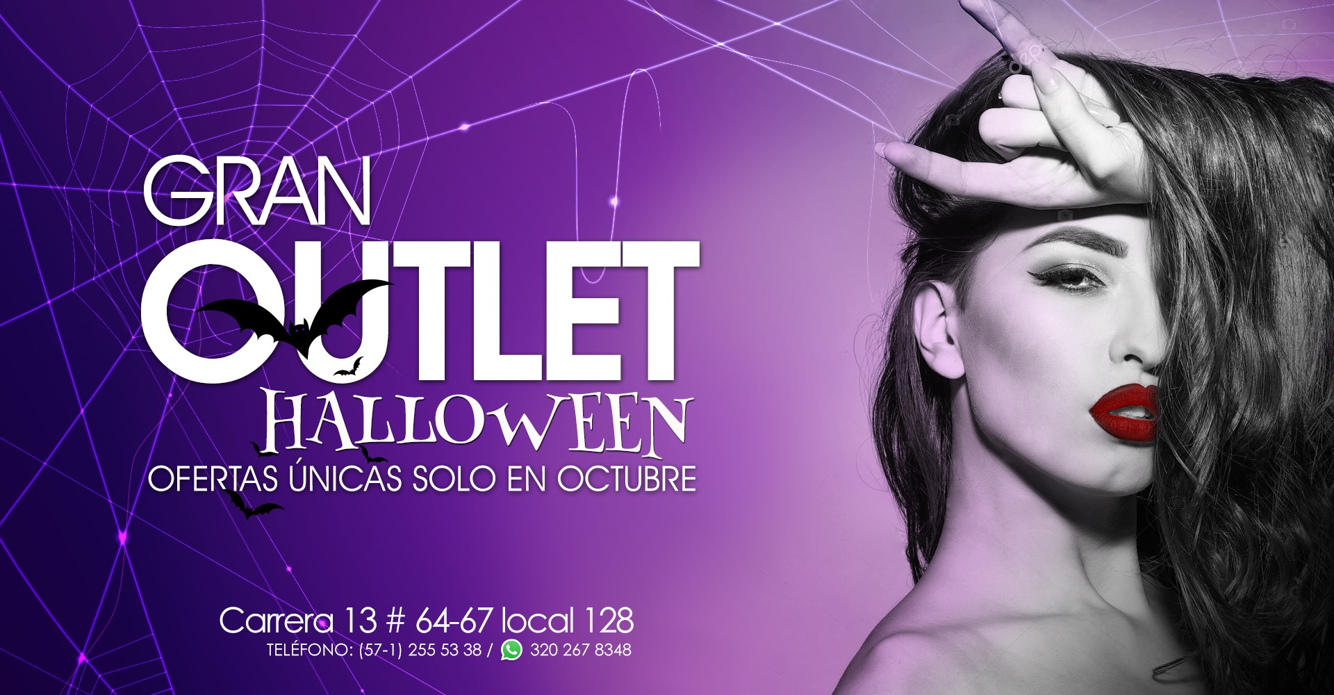 Outlet Halloween